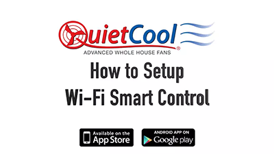 How to set up WiFi smart control